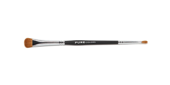 Sable Duo Eyeshadow Liner Brush, BRC157