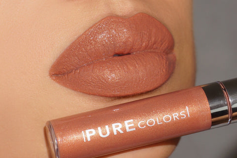 <strong>NEW! Pure Colors Cream Lip, </strong> Gold Rush #04