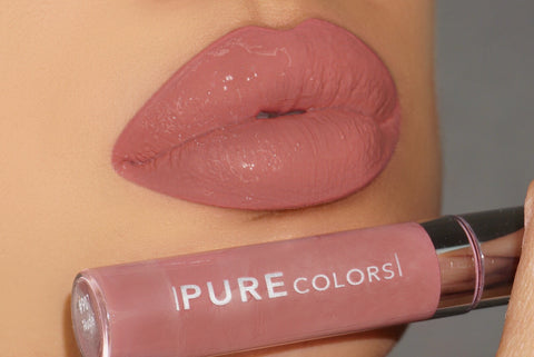 <strong>NEW! Pure Colors Cream Lip, </strong> Nude #07