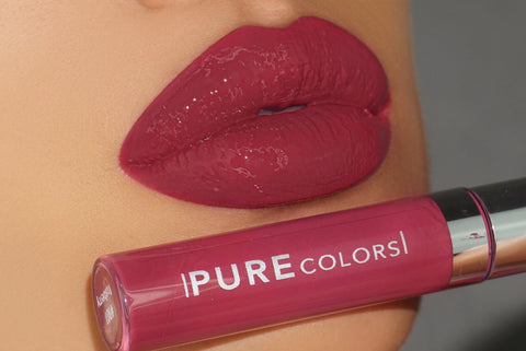 <strong>NEW! Pure Colors Cream Lip, </strong> Raspberry #01