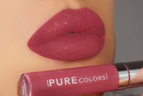 <strong>NEW! Pure Colors Cream Lip, </strong> Strawberry #02