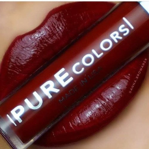 Lip Cream Brick Red