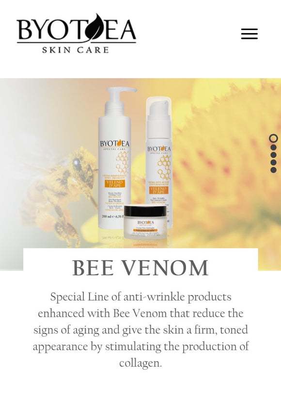 Anti Wrinkle Eye Contour Cream Bee