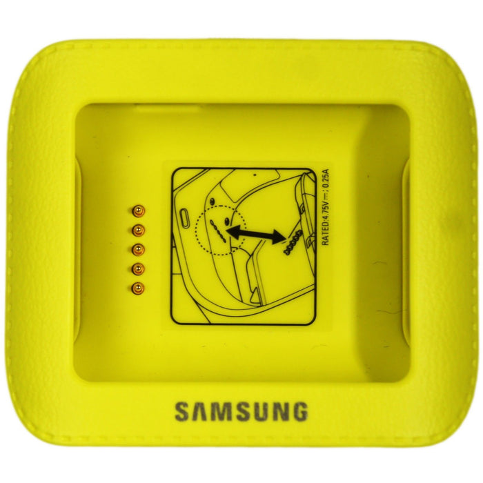 Official Samsung Galaxy Gear SM-V700 Watch Charging Dock - Green