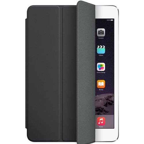 Apple iPad Mini 1/2/3 Smart Screen Case Cover - Black