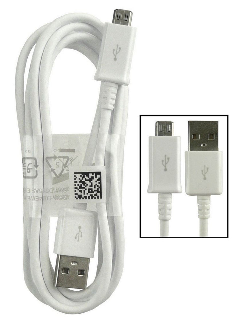 Official Samsung Micro USB Data Charger Cable ECB-DU4AWE
