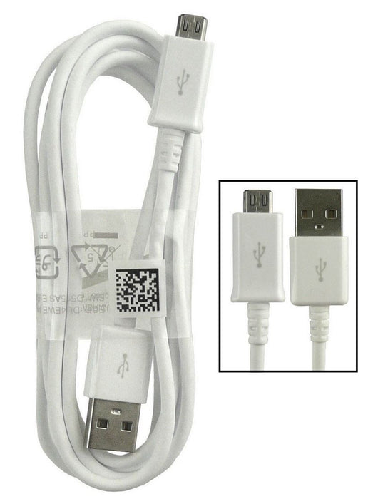 official samsung micro usb data charger cable ecb du4awe. Black Bedroom Furniture Sets. Home Design Ideas