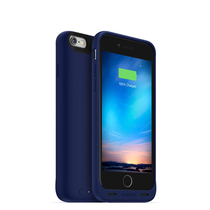 Mophie Reserve Juice Pack Battery Case Blue For Apple iPhone 6 6S