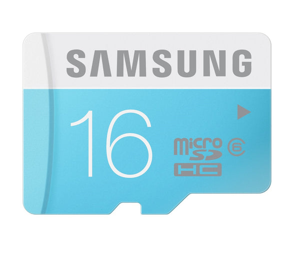 Samsung 16GB Class 6 24 Mbp/S Micro SD Memory Card
