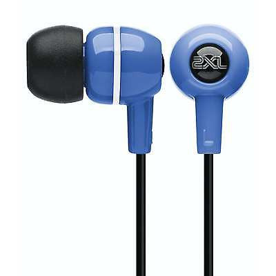 UNIVERSAL SKULLCANDY IN EAR SUPREME SOUND SPOKE EARPHONE HEADPHONE - BLUE