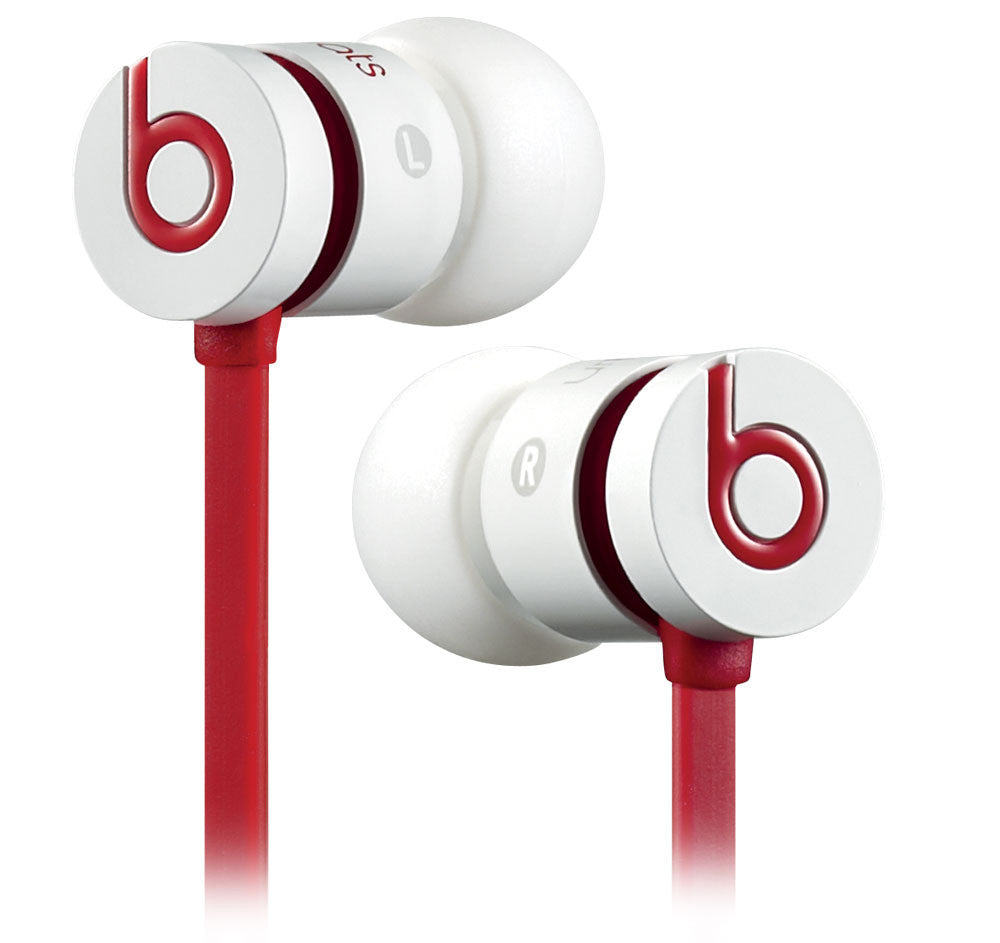 Official Beats by Dr. Dre urBeats Earphones - White