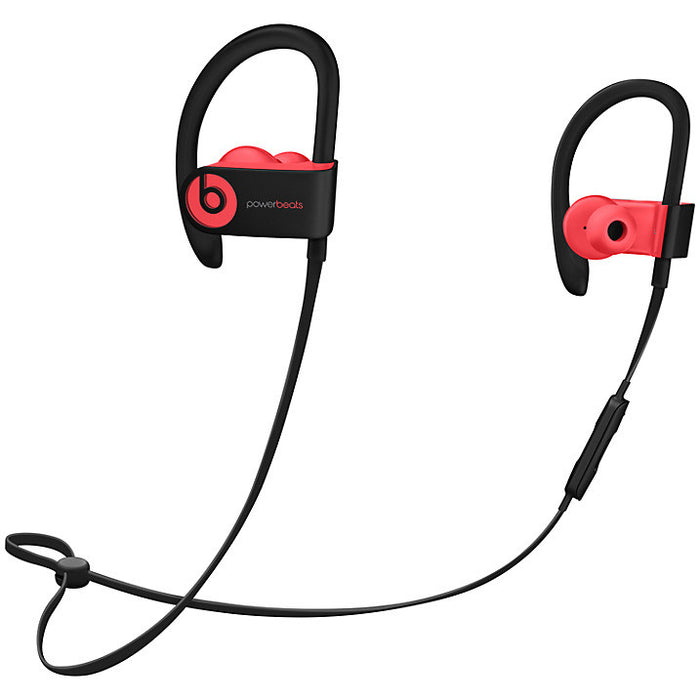 PowerBeats 3 by Dr. Dre™ Wireless In-Ear Sport Headphones with Mic/Remote - Siren Red