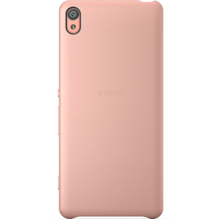 online retailer de65b b7256 Official Sony Xperia X Style Back Cover SBC22 - Rose Gold