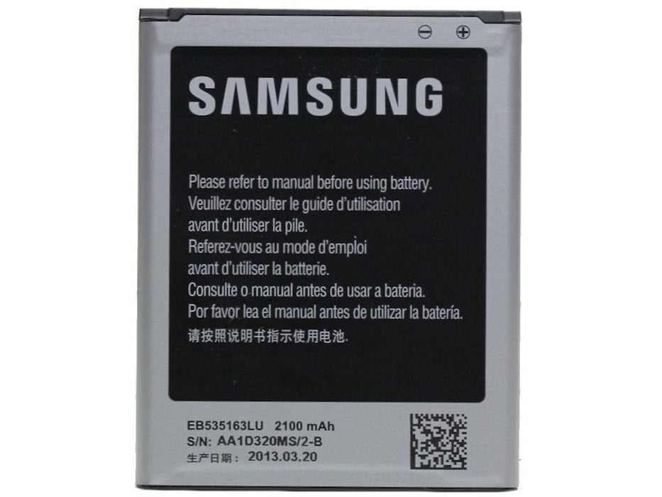 Official Samsung Galaxy Grand GT-i9080 Replacment Battery - EB535163LU