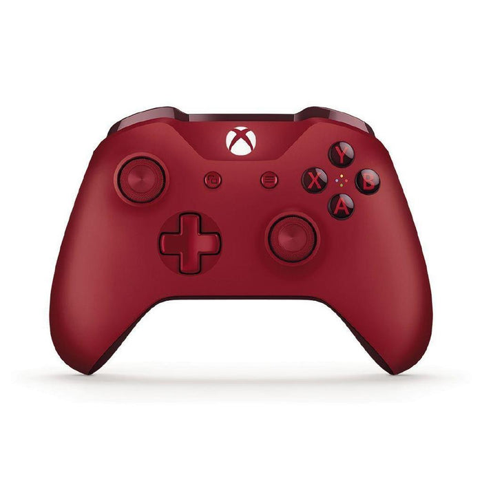 Official Microsoft Xbox One S Wireless Controller - Red