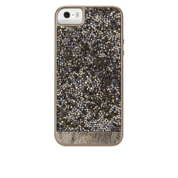 Case-Mate Brilliance Case for Apple iPhone 5/5s/SE in Gold