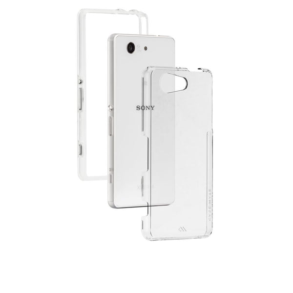 Case-Mate Naked Tough Case for Sony Xperia Z3 Compact in Clear