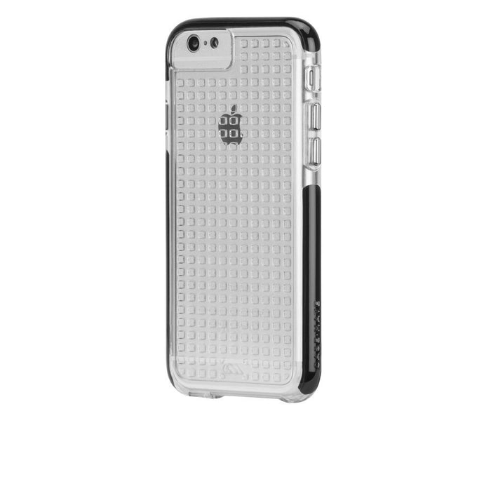 Case-Mate Tough Air Case for Apple iPhone 6/6s in Clear/Black