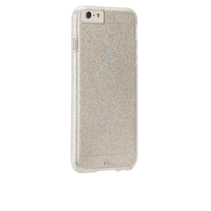 Case-Mate Sheer Glam Case for Apple iPhone 6 Plus/6s Plus in Champagne