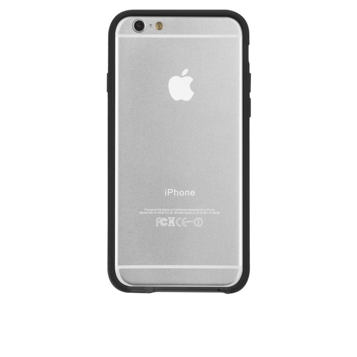 Case-Mate Tough Frame Case for Apple iPhone 6/6s in Clear/Black