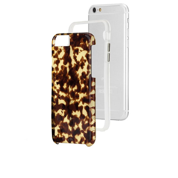 Case-Mate Naked Tough Case for Apple iPhone 6/6s in Tortoiseshell