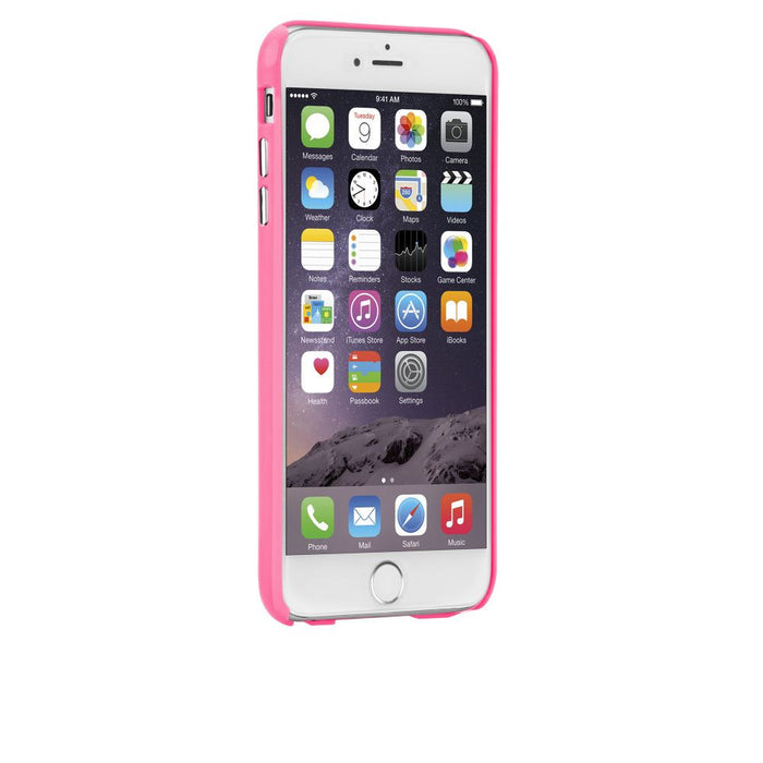 Case-Mate Barely There Case for Apple iPhone 6/6s in Light Pink