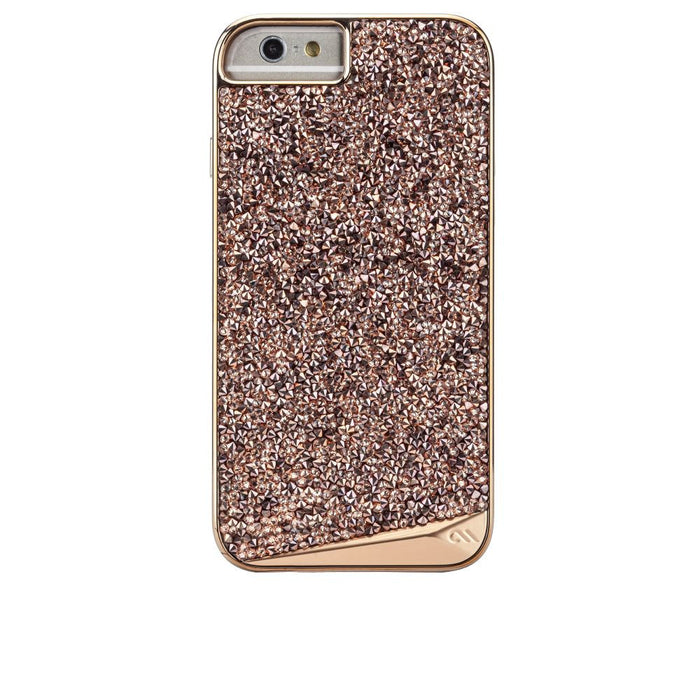 Case-Mate Brilliance Case for Apple iPhone 6 Plus/6s Plus in Rose Gold