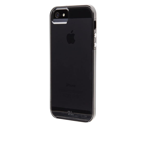 Case-Mate Naked Tough Case for Apple iPhone 5/5s/SE in Smoke/Black