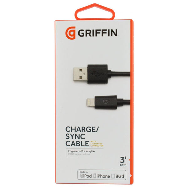 Griffin 3ft (0.9m) Lightning Charging/Data Cable