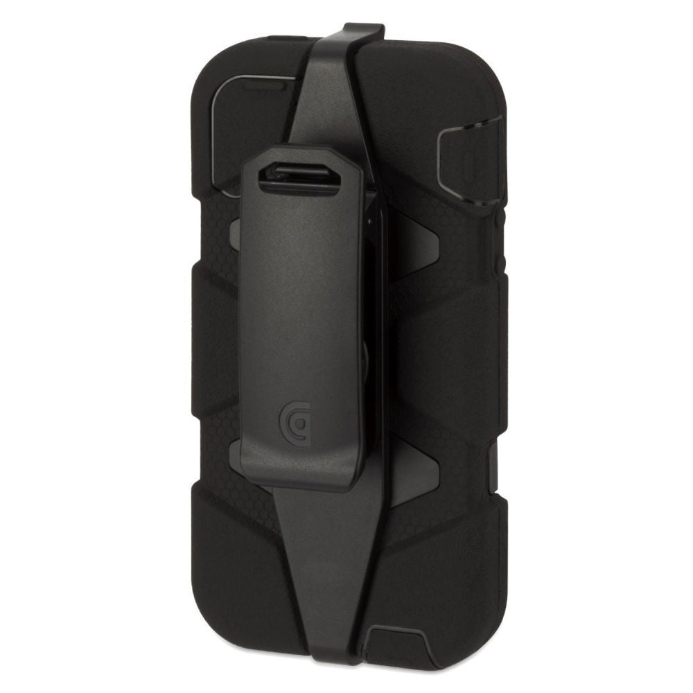 Griffin Survivor All-Terrain Case for Apple iPhone 5/5s/SE in Black
