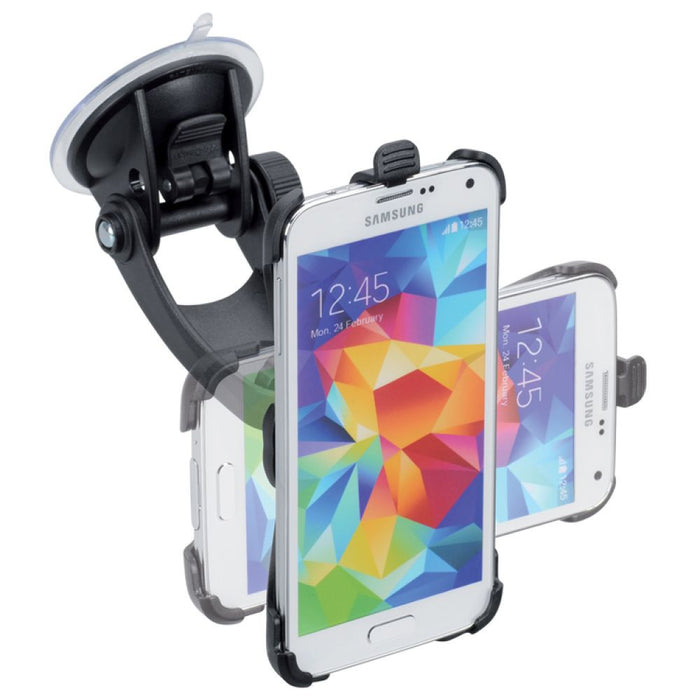 iGrip Traveler Kit Cradle for Samsung Galaxy S5 / Galaxy S5 Neo in Black
