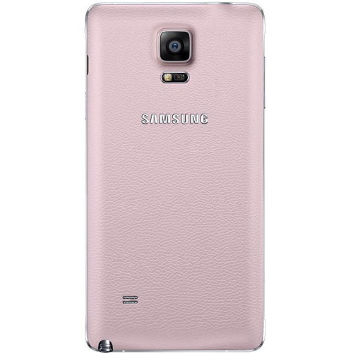Samsung Battery Case for Samsung Galaxy Note 4 in Pink