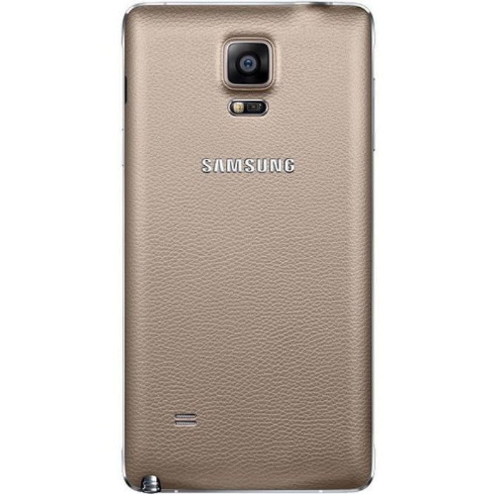 Samsung Battery Case for Samsung Galaxy Note 4 in Bronze
