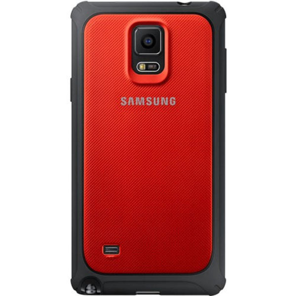 Samsung Protective Case for Samsung Galaxy Note 4 in Red