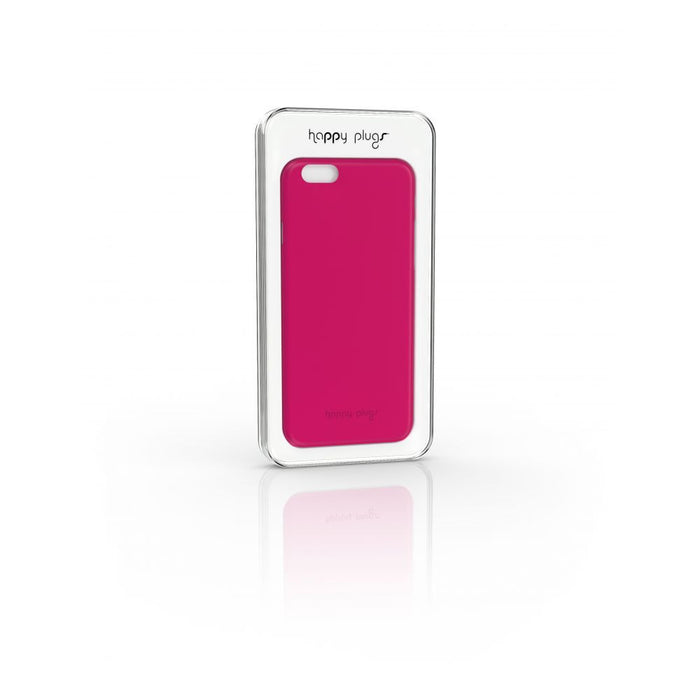 Happy Plugs Case for Apple iPhone 6/6s in Cerise