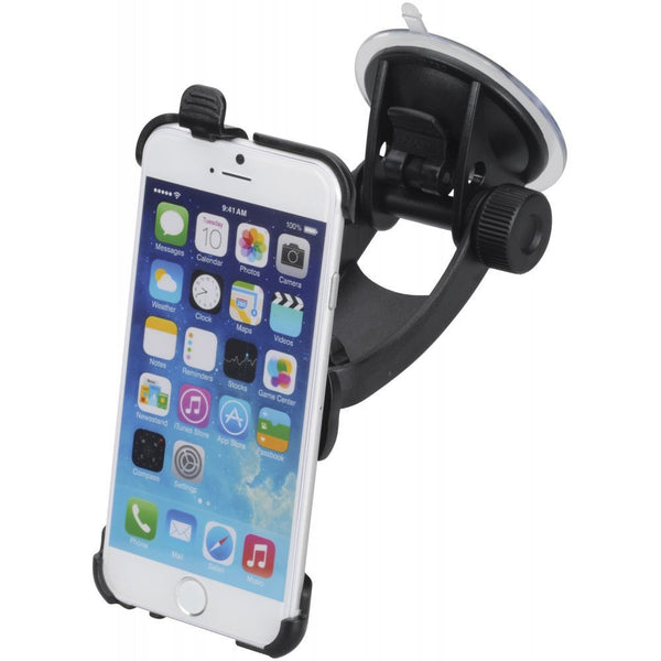 iGrip Traveler Kit Cradles for Apple iPhone 6/6s in Black