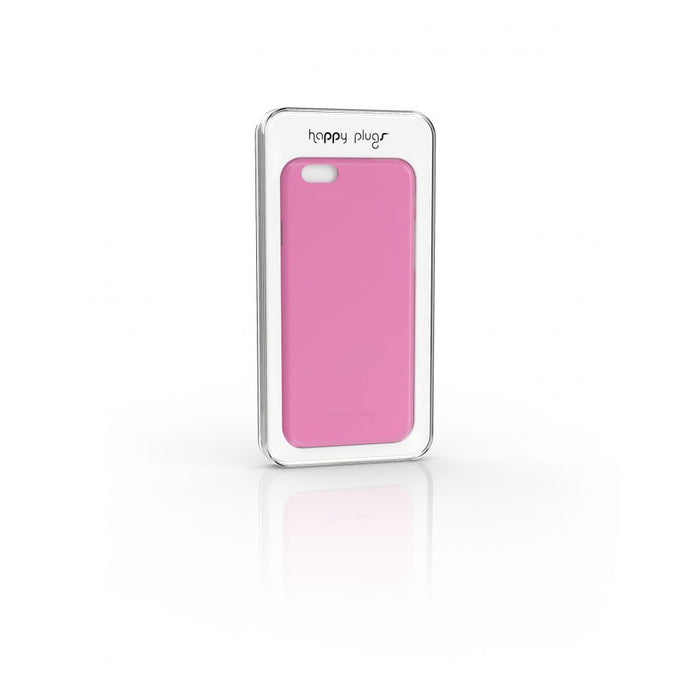 Happy Plugs Case for Apple iPhone 6/6s in Pink