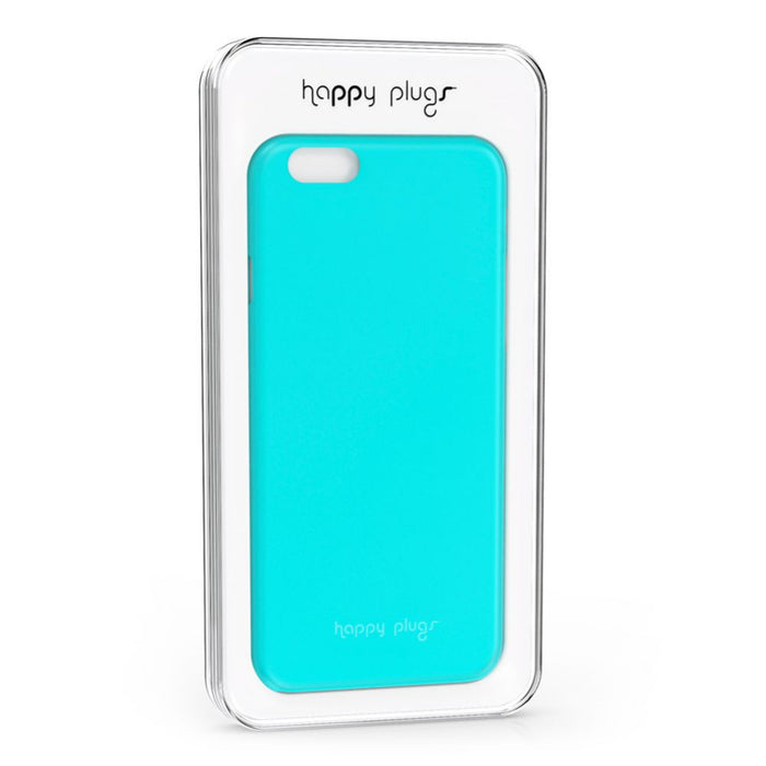 Happy Plugs Case for Apple iPhone 6/6s in Turquoise