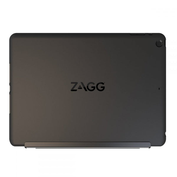 Zagg Slim Book Case with Wireless Bluetooth Keyboard for Apple iPad Air 2 in Black