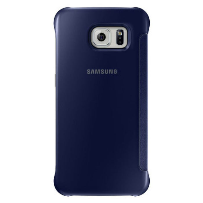 Samsung Clear View Case for Samsung Galaxy S6 in Black