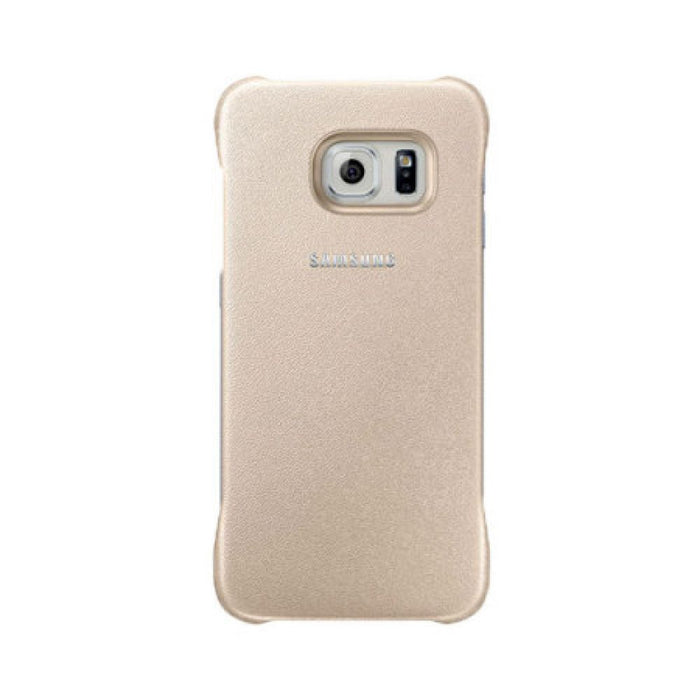 Samsung Protective Case for Samsung Galaxy S6 Edge in Gold