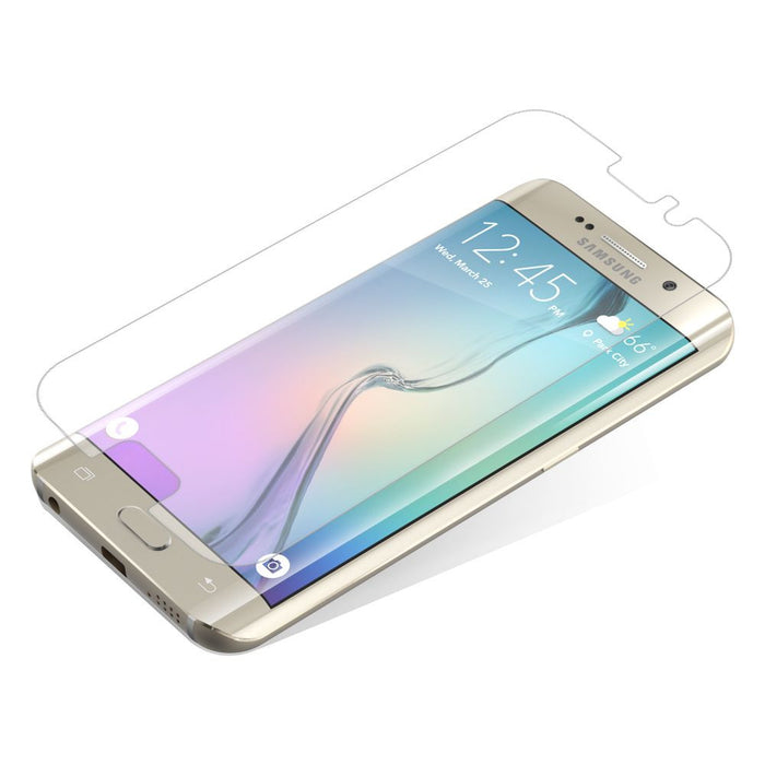 Zagg InvisibleShield Original Screen Protector for Samsung Galaxy S6 Edge in Clear