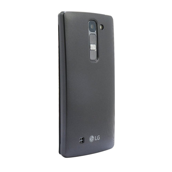 LG Quick Circle Snap On Case for LG G4C in Black