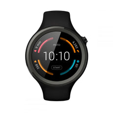 Motorola Moto 360 2nd Generation Sport SmartWatch in Black