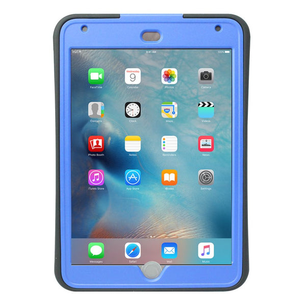 Griffin Survivor Slim Case for Apple iPad Mini 4 in Blue/Black
