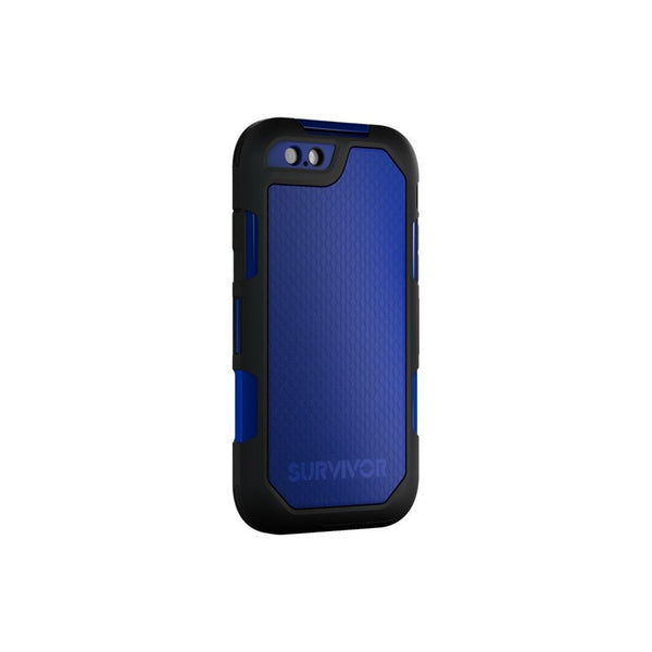 Griffin Survivor Summit Case for Apple iPhone 6 Plus/6s Plus in Black/ Blue
