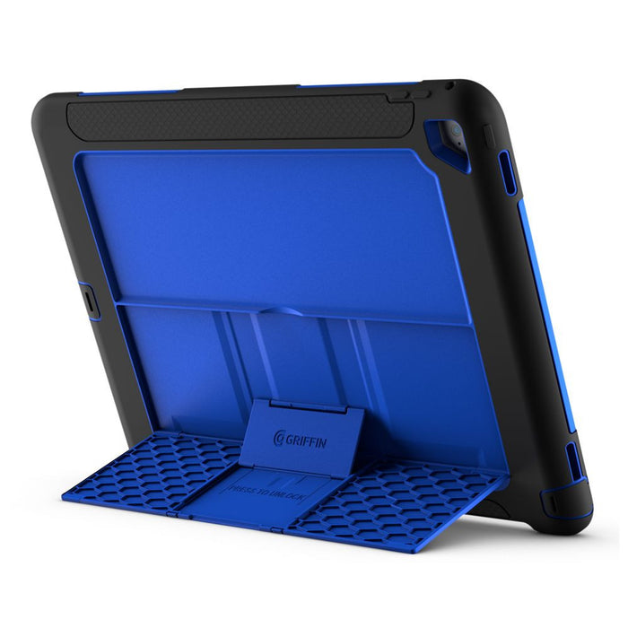 Griffin Survivor Slim Case for Apple iPad Pro in Black / Blue