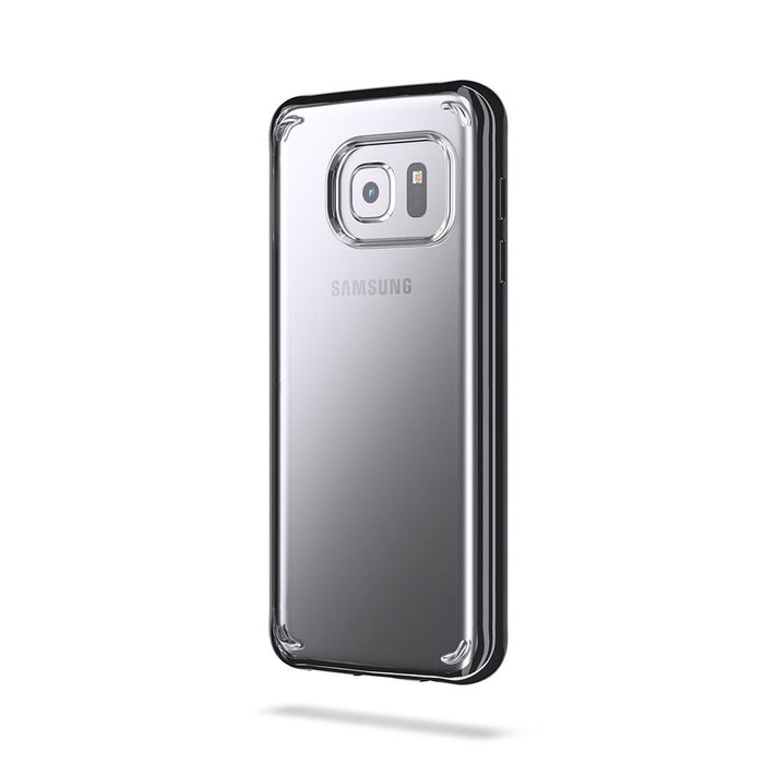 Griffin Reveal Case for Samsung Galaxy S7 in Black/Clear