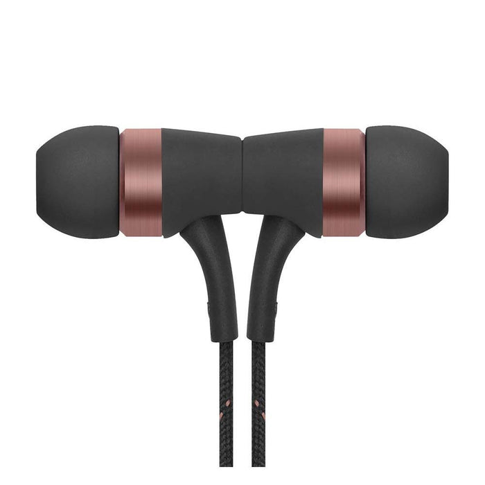 VAIN STHLM Originals In-Ear Earphones in Lazy Black