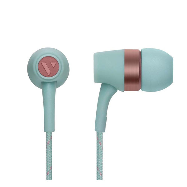 VAIN STHLM Originals In-Ear Earphones in Frozen Green